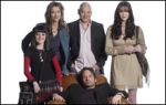 il cast di Californication